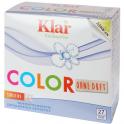 KLAR Стиральный порошок для стирки цветного белья 1,375 кг