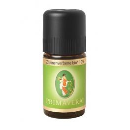 Primavera Эфирное масло Вербены лимонной био 10% 5 мл