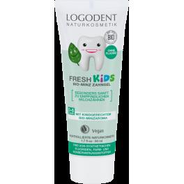 LOGODENT Детская травяная гелевая зубная паста 50 мл