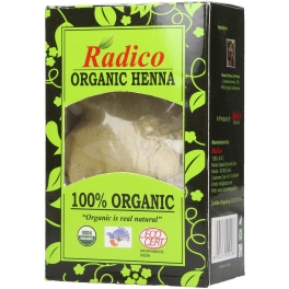 Radico Органическая хна, порошок 100 г
