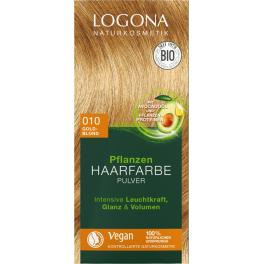 LOGONA Травяная краска для волос No. 010