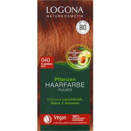 LOGONA Травяная краска для волос No. 040