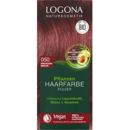 LOGONA Травяная краска для волос No. 050