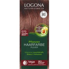 LOGONA Травяная краска для волос No. 070