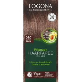 LOGONA Травяная краска для волос No. 080