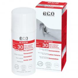 ECO-Cosmetics Солнцезащитный лосьон SPF 30 с защитой от насекомых 100 мл