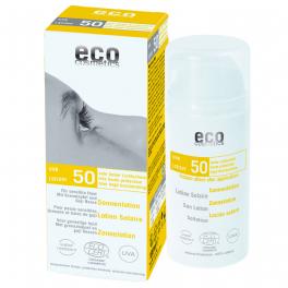 ECO-Cosmetics Солнцезащитный лосьон водостойкий SPF 50 100 мл