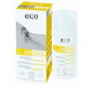 ECO-Cosmetics Солнцезащитный лосьон водостойкий SPF 20 100 мл