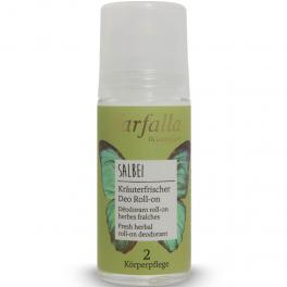Farfalla Salbei Шариковый дезодорант с травяным ароматом 50 мл