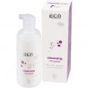 ECO-Cosmetics Антивозрастная очищающая пенка с OPC, Q10 и Гиалуроном 100 мл