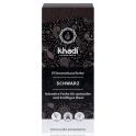 """KHADI Органическая краска для волос """"Черный"""" 100 г"""