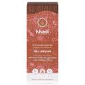 """KHADI Органическая краска для волос """"Светло-коричневый"""" 100 г"""