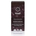 """KHADI Органическая краска для волос """"Темно-коричневый"""" 100 г"""