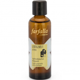 Farfalla Масло для тела с жасмином 100 мл