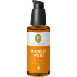 Primavera Muskelwohl Активное масло для мышц био 50 мл