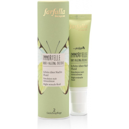 Farfalla Anti-Ageing Deluxe Ночной чудо-флюид для лица 30 мл