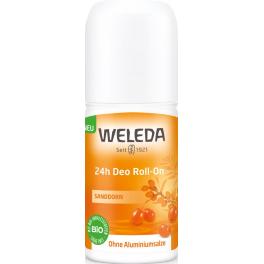 Облепиховый роликовый дезодорант 24-часа Weleda 50 мл