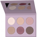 LAVERA Пастельные минеральные тени для век - 02 Цветущая пастель 12 г