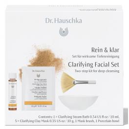 Набор для эффективного глубокого очищения Dr.Hauschka
