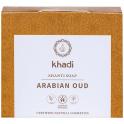 "KHADI Натуральное мыло ""Шанти"" Арабский Уд 100 г"