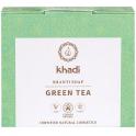 "KHADI Натуральное мыло ""Шанти"" Зеленый Чай 100 г"