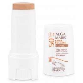 Alga Maris Солнцезащитный БИО-стик для лица SPF 50+ с тоном 9 мл