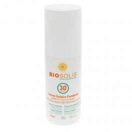 Biosolis Деликатно тающий солнцезащитный крем SPF 30 100 мл