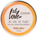 """We Love The Planet Дезодорант-крем """"Оригинальный апельсин"""" 48 г"""