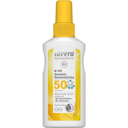 LAVERA Солнцезащитный БИО лосьон для детей SPF 50+ 100 мл