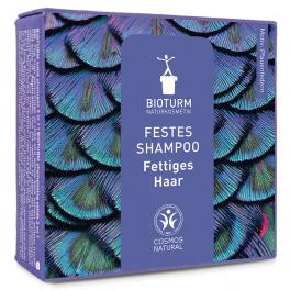 Bioturm Твердый шампунь для жирных волос 100 г