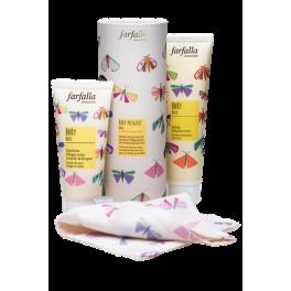 Farfalla Baby Детский набор с розой