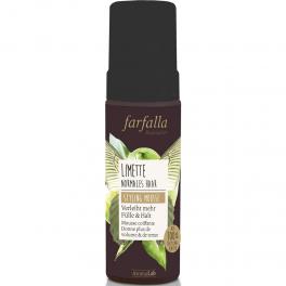 Farfalla Пенка для укладки волос с лаймом 150 мл
