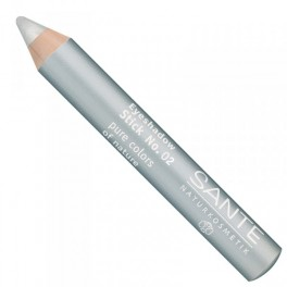 SANTE Тени для глаз в виде карандаша 02 (серебряный) 3.2 г