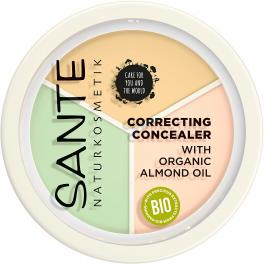 SANTE Корректирующий консилер 3-в-1 6 г