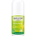 Цитрусовый роликовый дезодорант 24-часа Weleda 50 мл